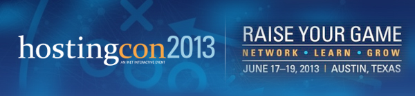HostingCon 2013