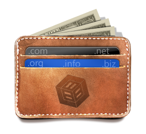 LogicBoxes Registry Wallet